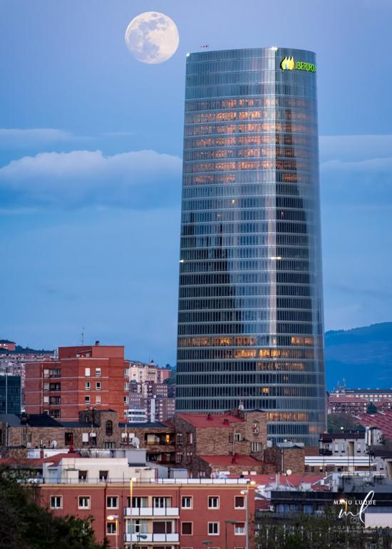 Torre Iberdrola Bilbao XIV