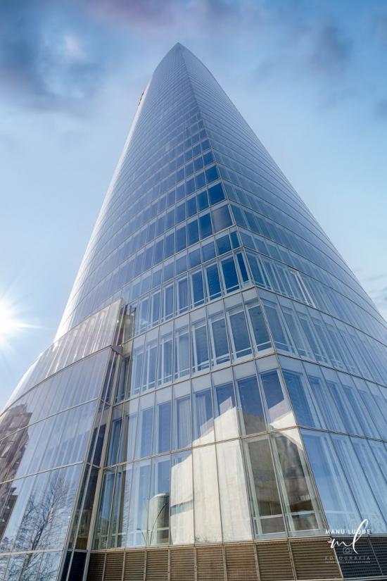 Torre Iberdrola Bilbao X