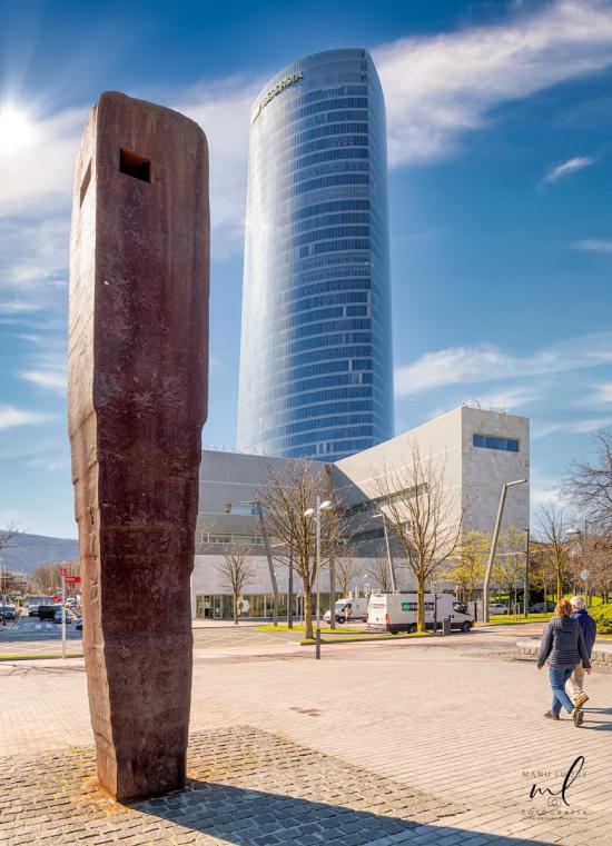 Torre Iberdrola Bilbao XII